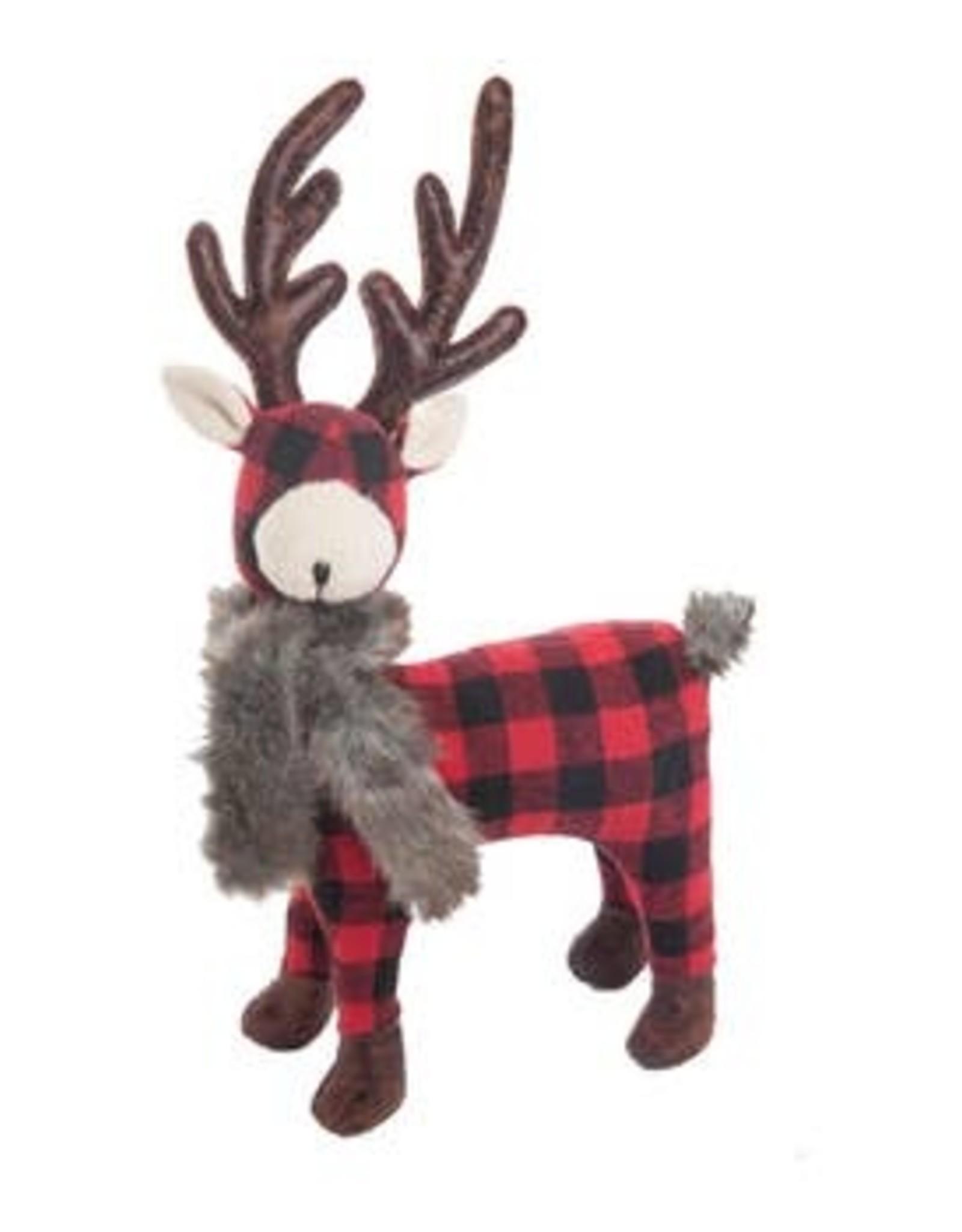 C&F Home Buffalo Check Deer
