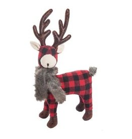 C&F Home Buffalo Check Deer