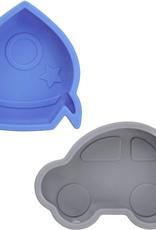 Kushies Silidip Mini Bowl 2pk