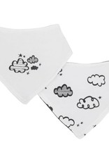 Kushies Dribble Bib 2pk