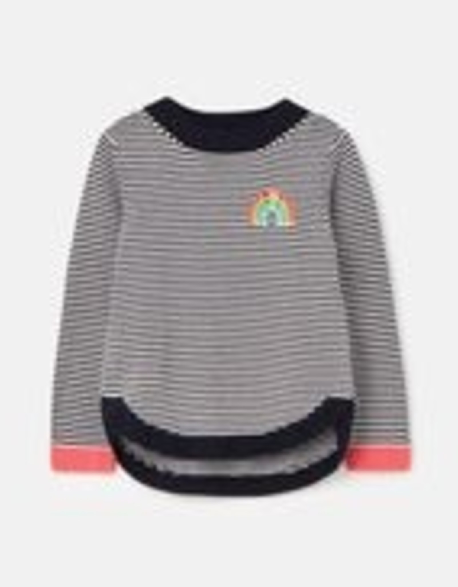 Joules FA20 Rainbow Knit Sweater