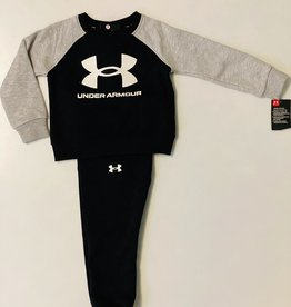 Under Armour FA20  crewneck set Blk/gry