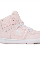DC SP21 T Pure Hi-Top Light Pink