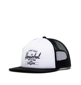Herschel Supply Co. SP21 White/Black Baby Whaler Cap 6-18M