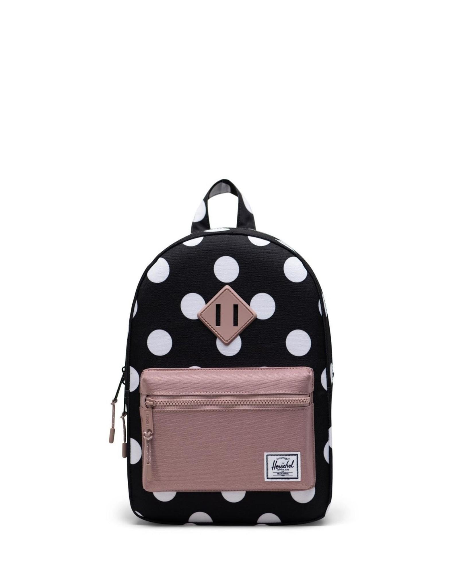 Herschel Supply Co. SP21 PolkaDot/Rose Heritage Kids Backpack