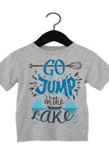 Portage & Main SP21 Go Jump in the Lake Tshirt