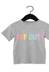 Portage & Main SP21 Off Duty T-Shirt