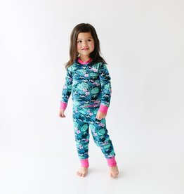 Lola & Taylor SP21 Tropical Print  2Pc PJ'S