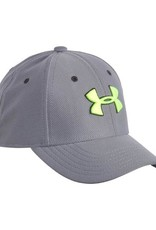 Under Armour SP21 Boys Blitzing Cap Grey