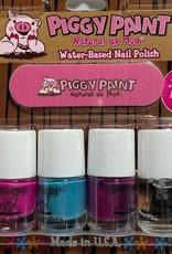 Piggy Paint Piggy Paint 3 Color Polish Set w/file