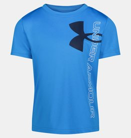 Under Armour SP21 Split Symbol T-Shirt Blue