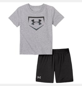 Under Armour SP21 Ombre Base Set Grey/Black