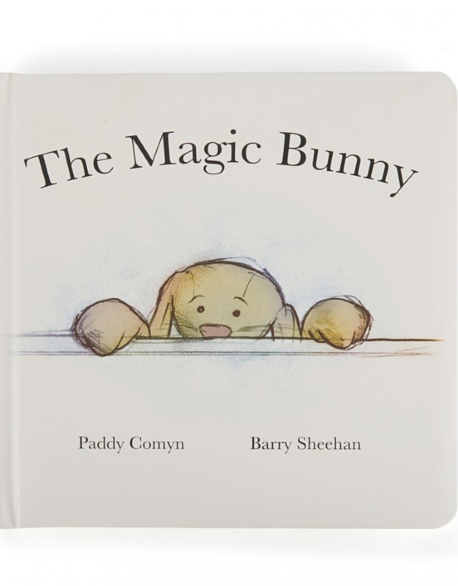 Jelly Cat The Magic Bunny Book