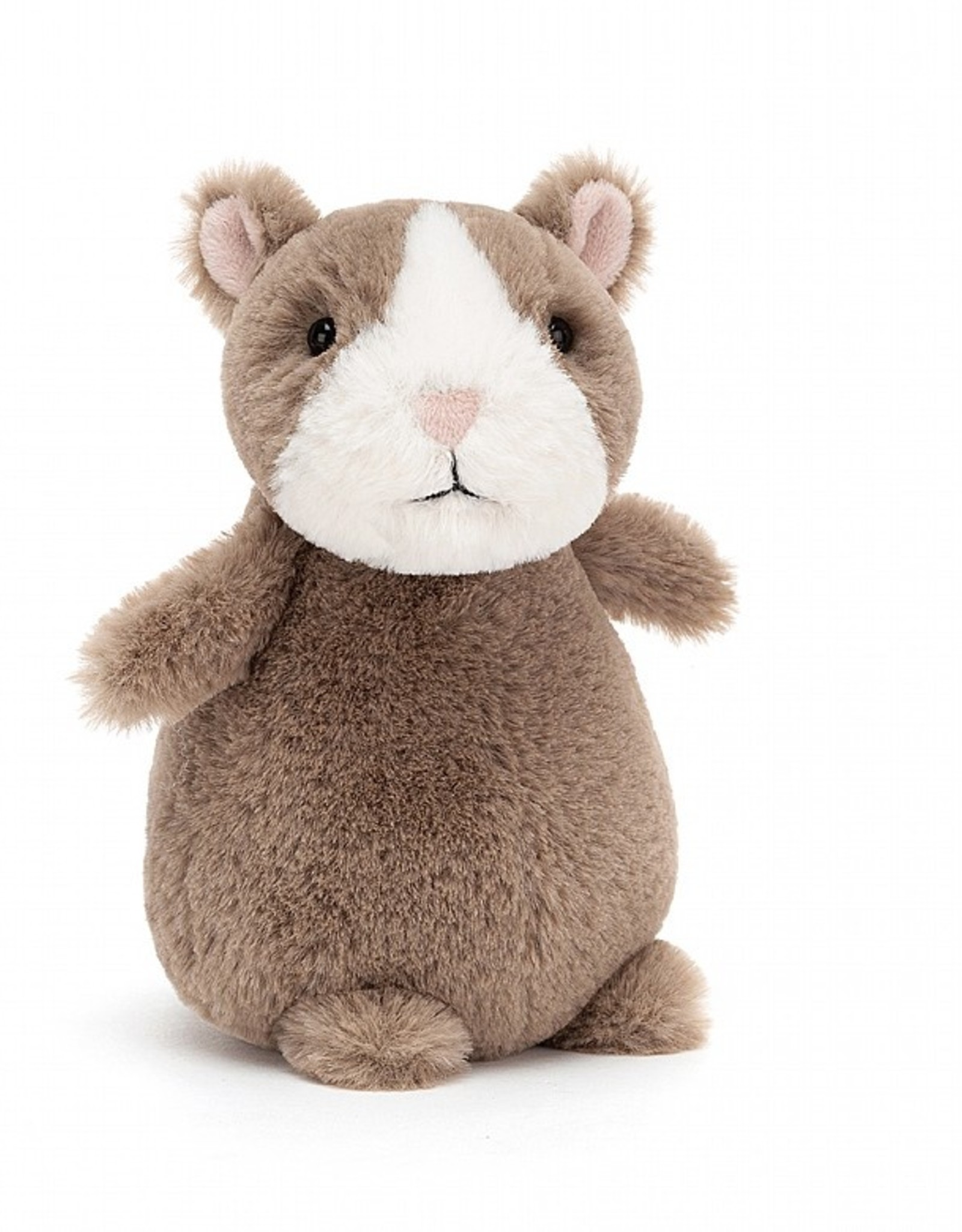 Jelly Cat Happy Nutmeg Hamster  Stuffy