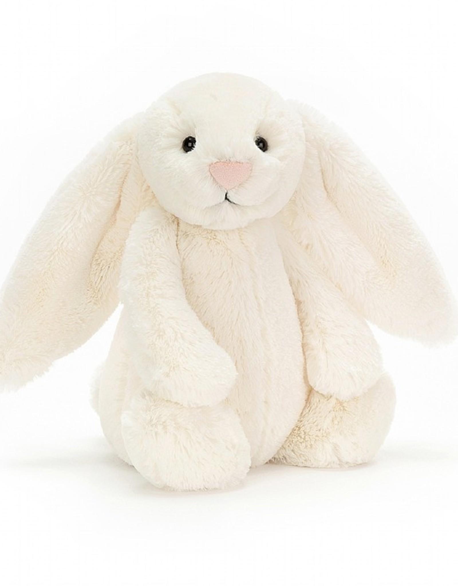 Jelly Cat Bashful Cream Bunny Stuffy