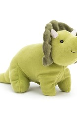 Jelly Cat Mellow Mallow Triceratops Stuffy