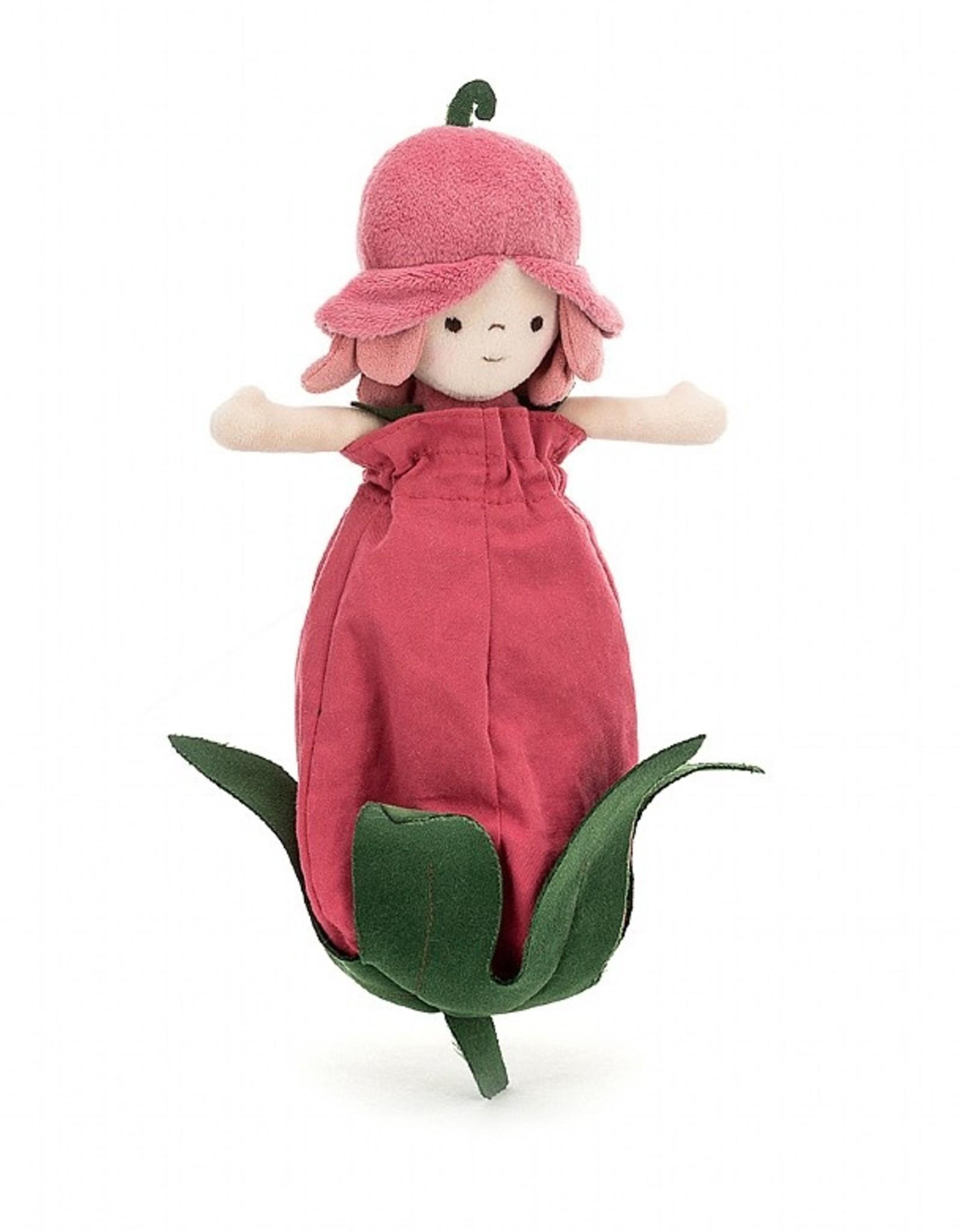Jelly Cat Petalkin Doll Stuffy
