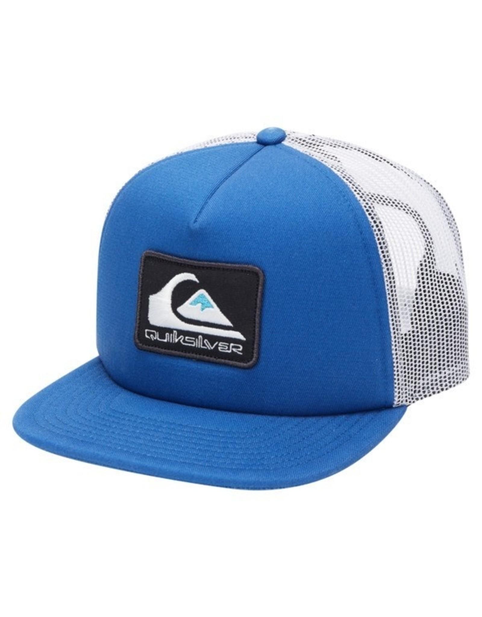 Quiksilver SP21 Omnipresence Hat Blue 6+Y