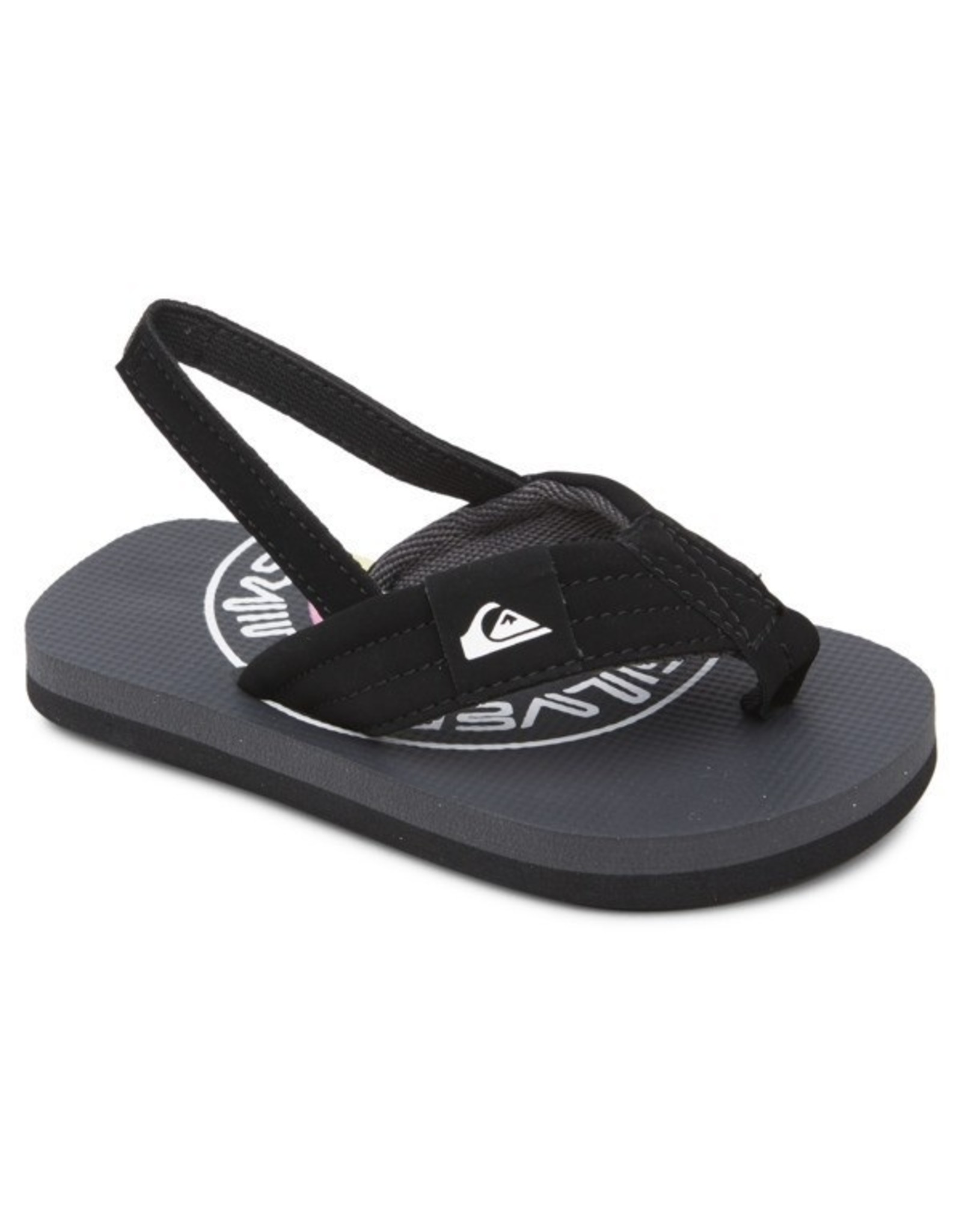 Quiksilver SP21 T Mololayback Sandal Black