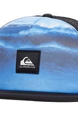 Quiksilver SP21 Migrant Pattern Hat Blue 6+Y