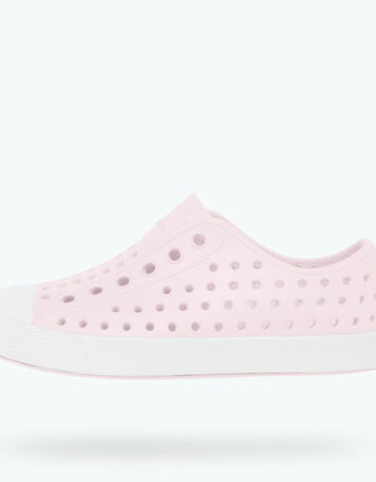 Native SP21 Jefferson Child - Milk Pink / Shell White