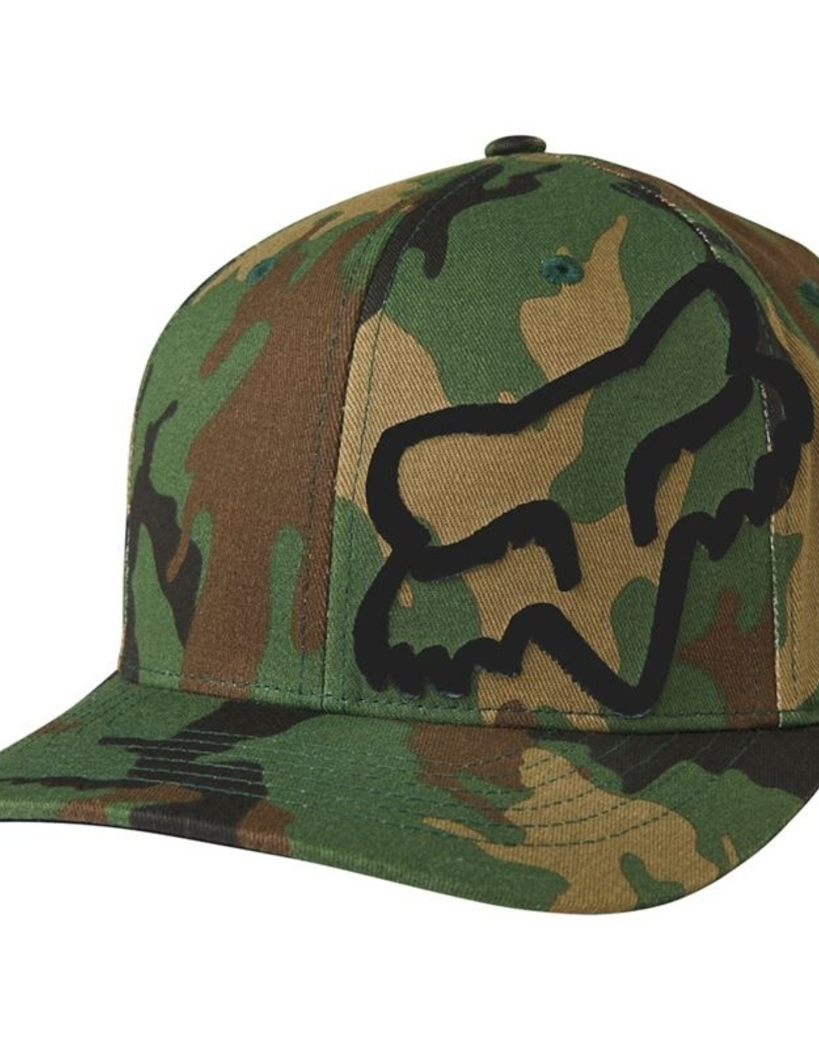 FOX SP21 Flex45 Ball Cap CAMO