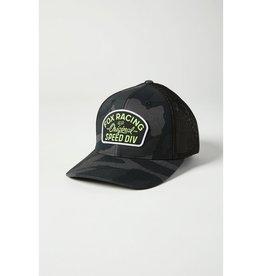 FOX SP21 OG Camo Ball Cap - Black Camo