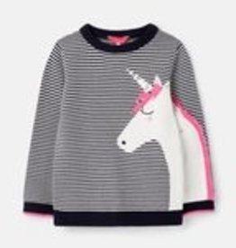 Joules SP21 Unicorn Sweater