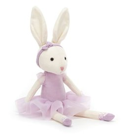 Jelly Cat Pirouette Bunny- Lilac