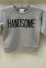 Posh & Cozy SP21 Handsome Crewneck - Grey