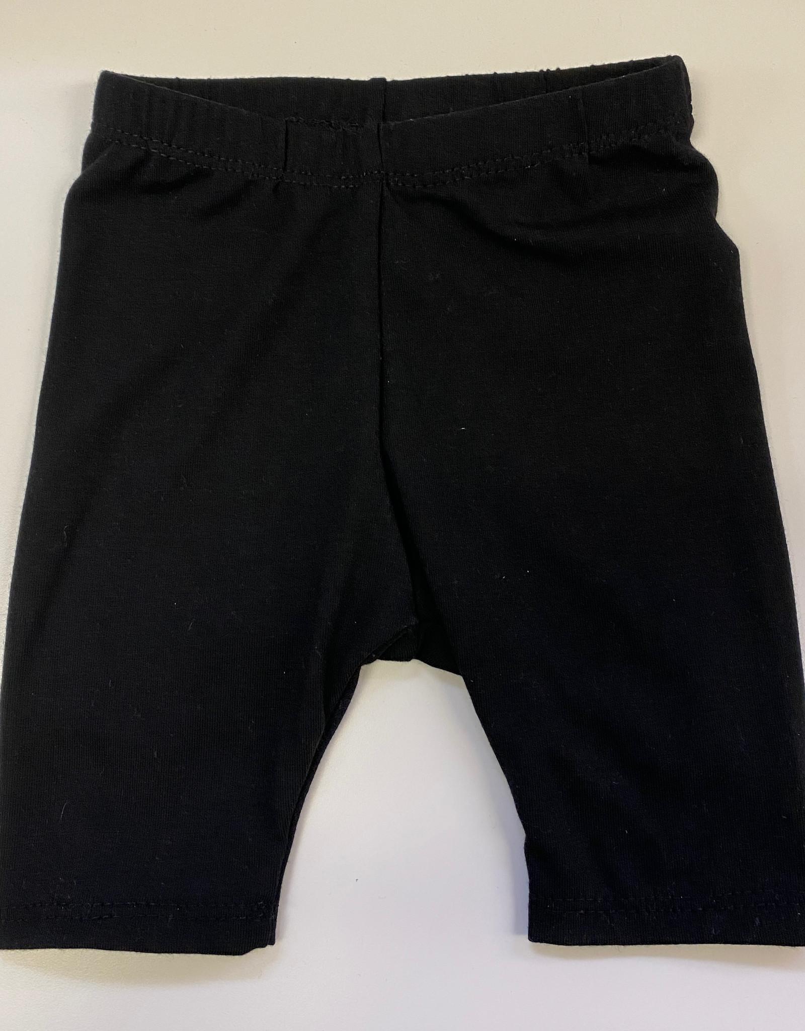 Posh & Cozy SP21 Bike Shorts - Black