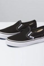 Vans SP21 Classic Slip-On  Black