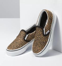 Vans SP21 Y Classic Slip-On  Leopard Black