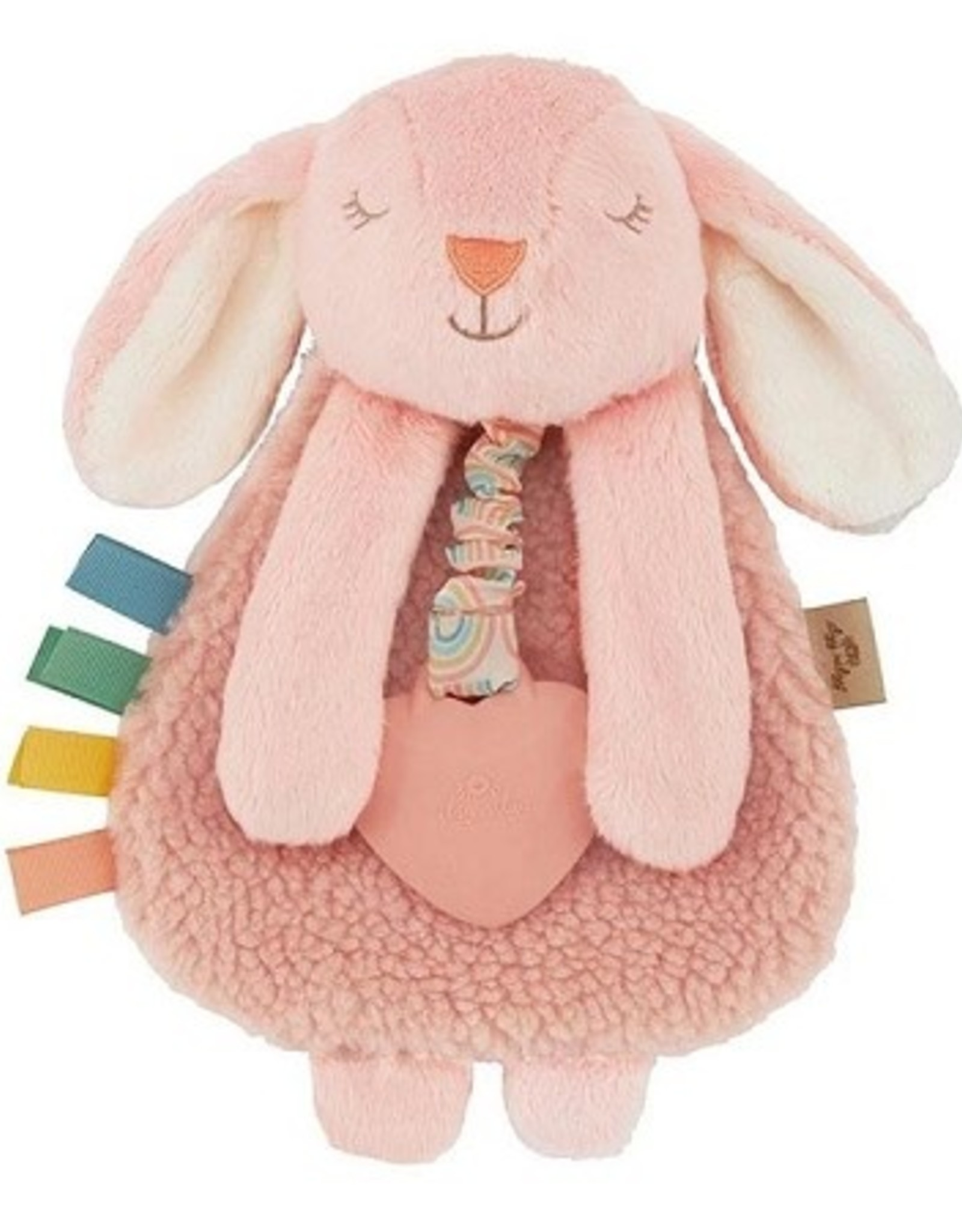 Itzy Ritzy Plush Lovey w/ Teether