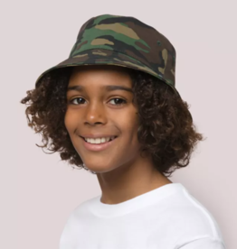 Vans SP21 Undertone Bucket Hat Camo 2-5Y