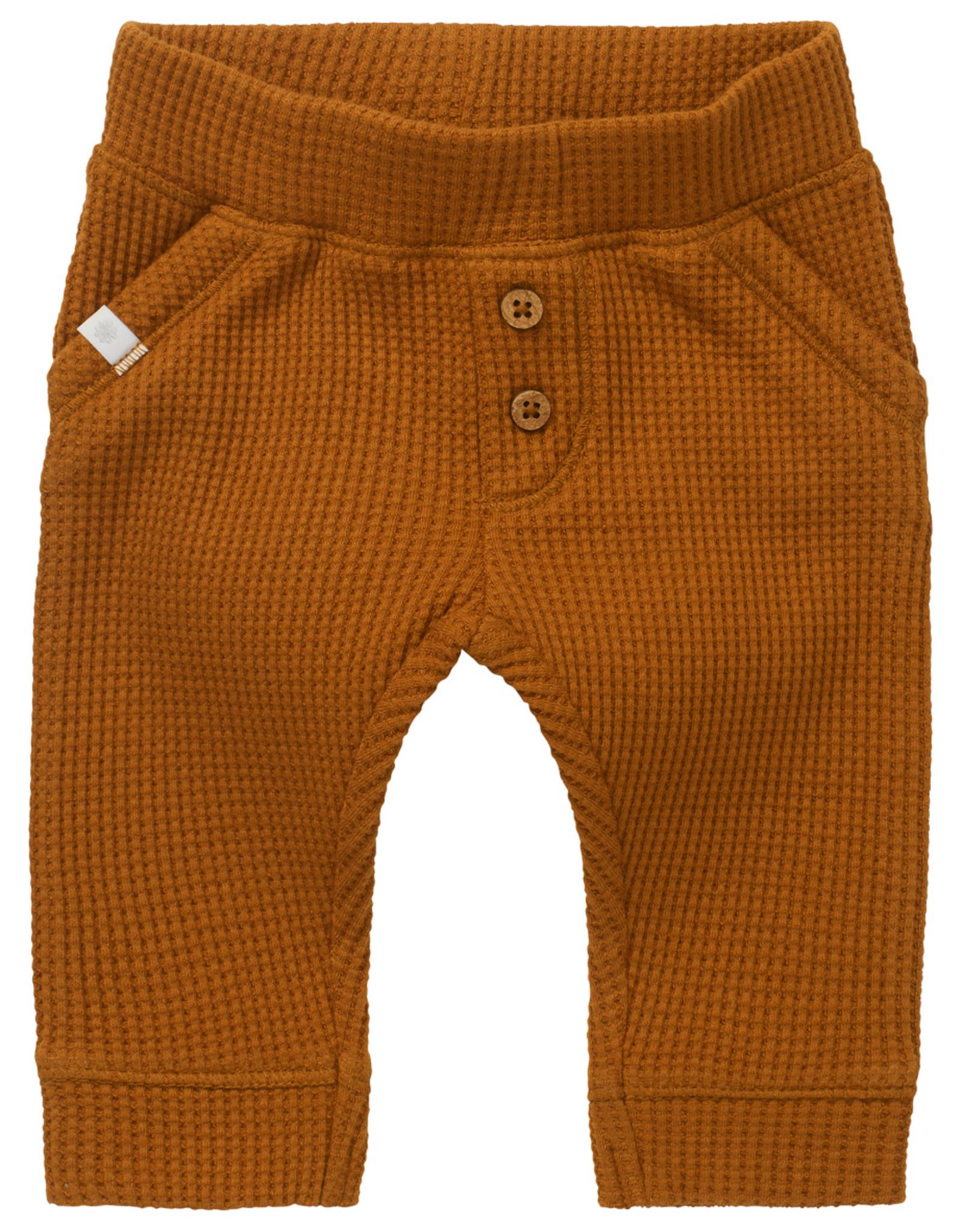 Noppies SP21 Bby Brown Slim Fit Pant