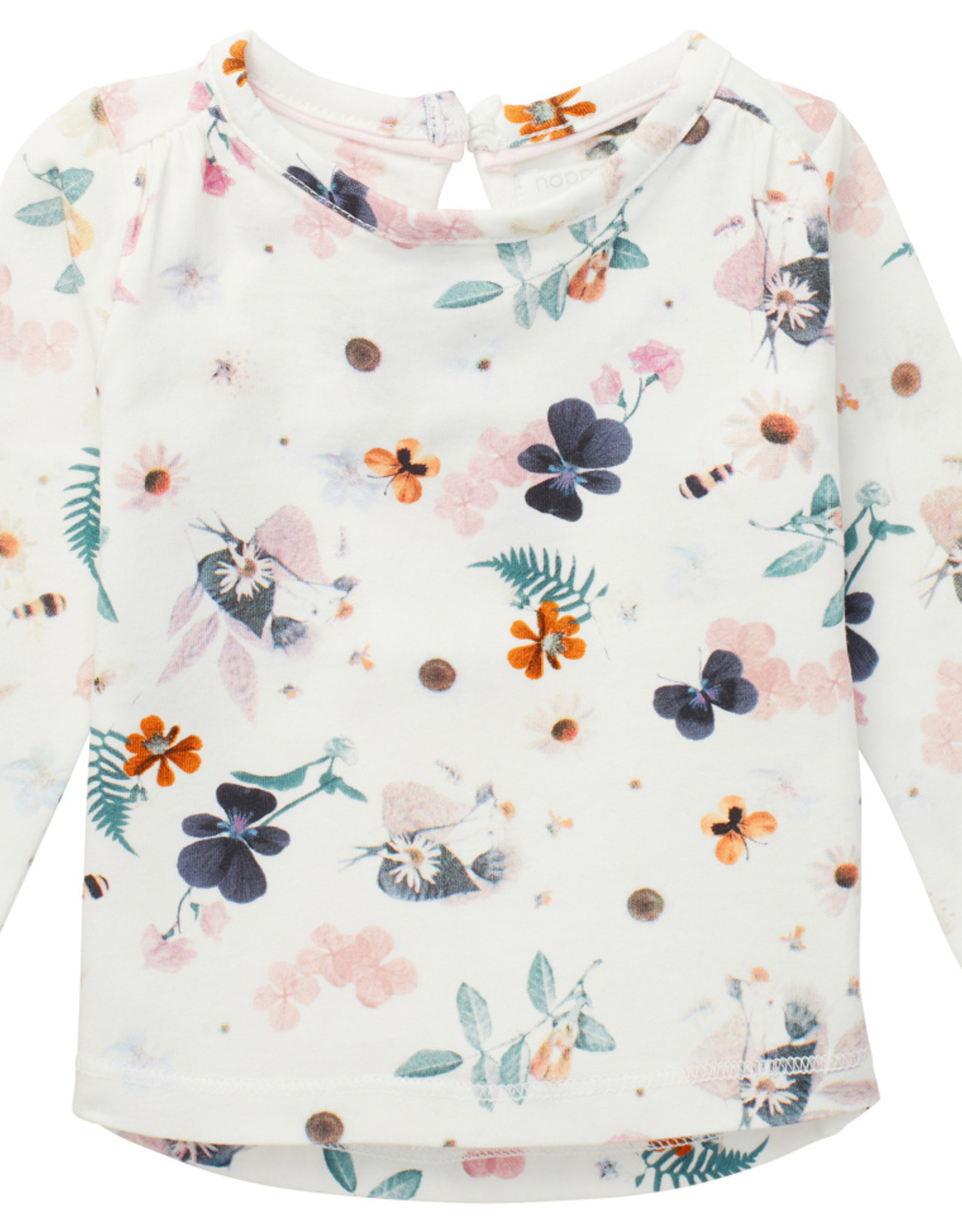 Noppies SP21 BbyG Floral Minnedosa Top