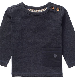 Noppies SP21 Bby Strood Charcoal Top