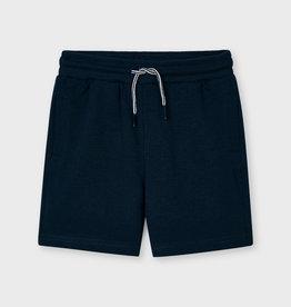 Mayoral SP21 B Navy Fleece Shorts