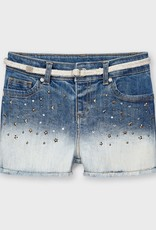 Mayoral SP21 G Ombre Jean Shorts