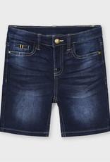 Mayoral SP21 B DarkBlue Denim  Shorts