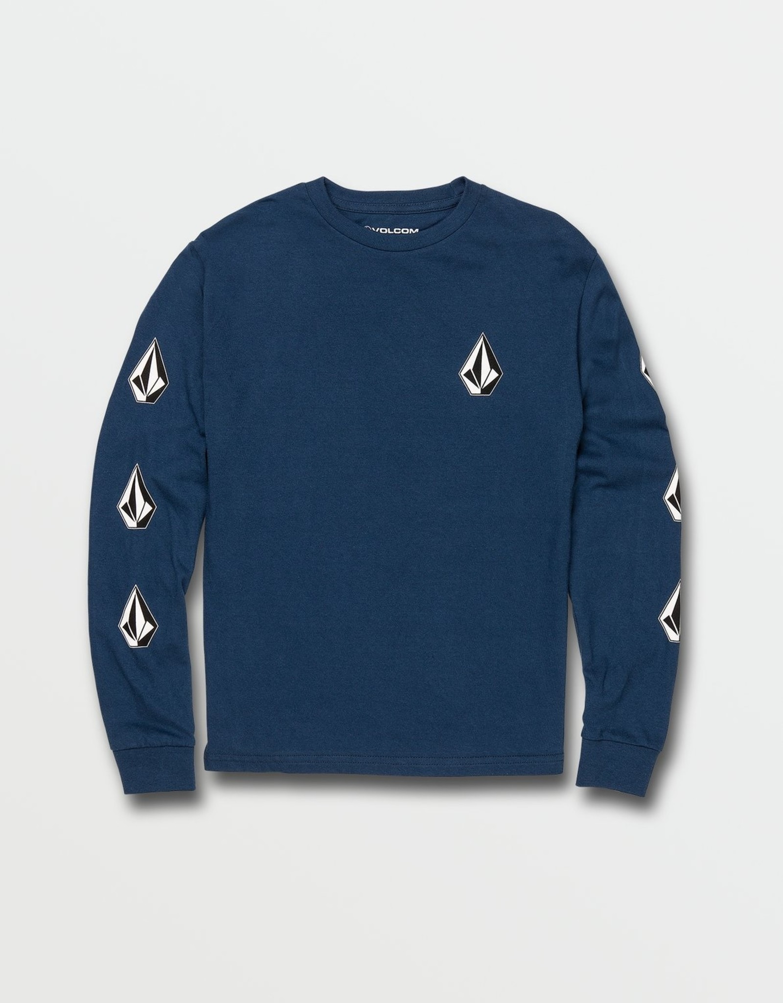 Volcom SP21 B Blue Deadly Stones Top
