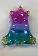 Pink Bubble Bath Co Chubby Unicorn  BathBomb