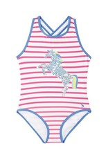 Joules SP21 Briony Horse 1pce Swimsuit