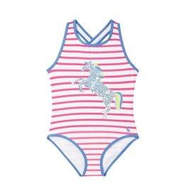 Joules SP21 Briony Horse 1pce Swimsuit