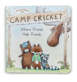 Bunnies by the Bay Board Book- Camp Cricket