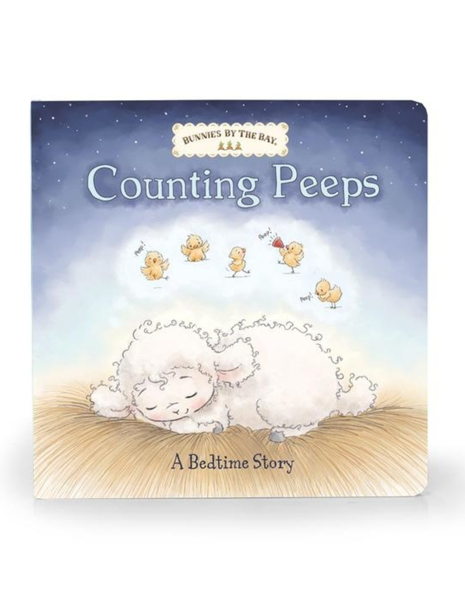 Bunnies by the Bay Board Book- Counting Peeps