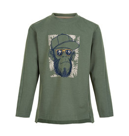 MinyMo SP21 B Green Ape Top