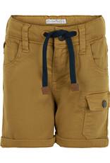 MinyMo SP21 B Gold Twill Shorts