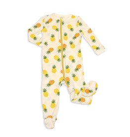 Silkberry SP21 Bby Pineapple Love Zip Sleeper